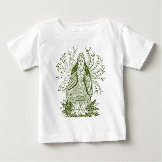 The Thousand-handed Kwan Yin Baby T-Shirt