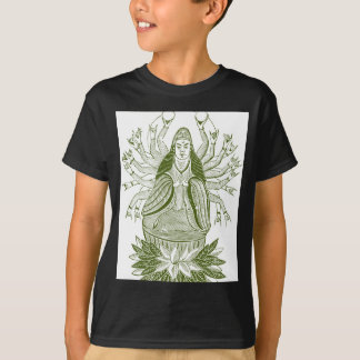 The Thousand-handed Kwan Yin T-Shirt