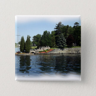 The Thousand Islands #1 Button