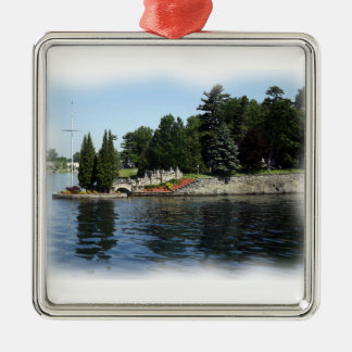 The Thousand Islands #1 Metal Ornament