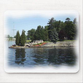 The Thousand Islands #1 Mouse Pad