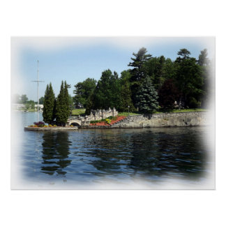 The Thousand Islands #1 Poster