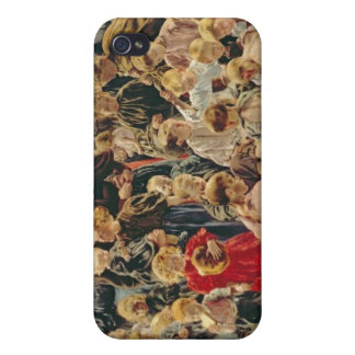 The Three Ages of a Working Man, 1895 iPhone 4 Cover