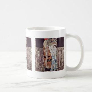 The Three Ages Of Woman By Klimt Gustav Coffee Mug