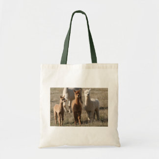 The Three Amigos, Alpaca-Style Tote Bag