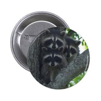 The Three Amigos Button