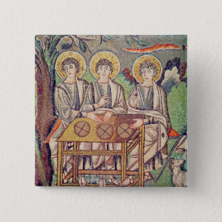 The Three Angels Pinback Button