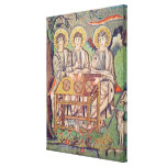 The Three Angels Stretched Canvas Prints