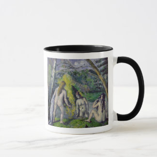 The Three Bathers, c.1879-82 Mug