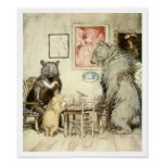 The Three Bears Print