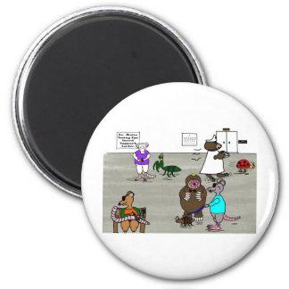 The Three Blind Mice Refrigerator Magnet