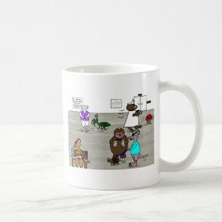 The Three Blind Mice Coffee Mugs