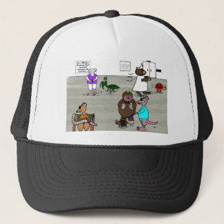 The Three Blind Mice Trucker Hat