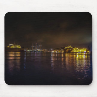 The Three Cities - Malta Mouse Pad