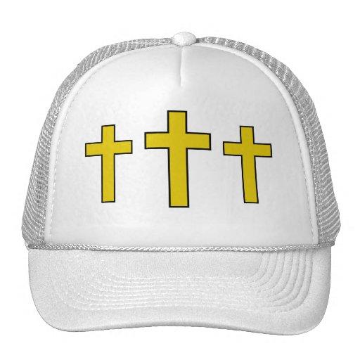 The Three Crosses Hats