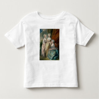 The three eldest daughters of George III: Princess T Shirt