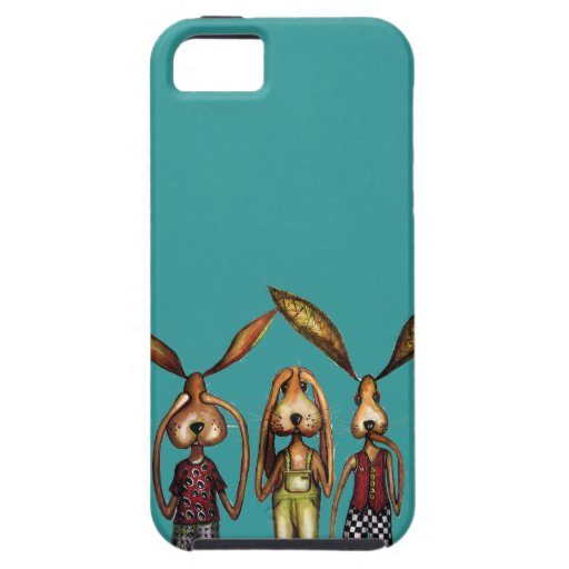 The three evils iPhone 5 case