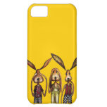 The three evils iPhone 5C cover