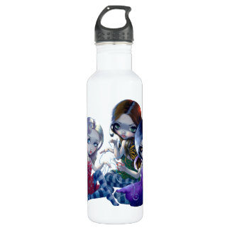 """The Three Fates"" Bottle 24oz Water Bottle"