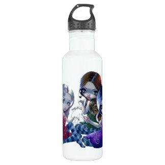 """The Three Fates"" Bottle 24oz Water Bottle"