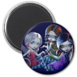 """The Three Fates"" Magnet"