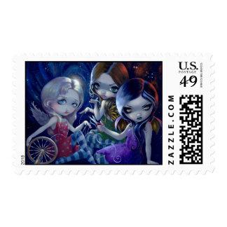 """The Three Fates"" Stamp"