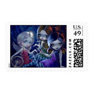 """The Three Fates"" Stamp"