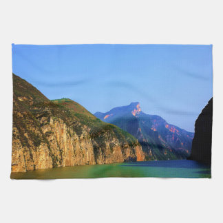 The Three Gorges, China Kitchen Towel