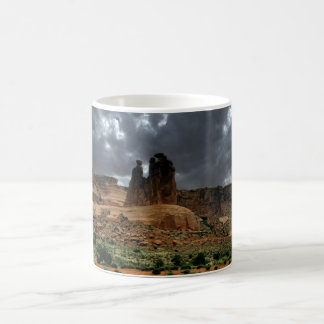 The Three Gossips Arches National Park Coffee Mug