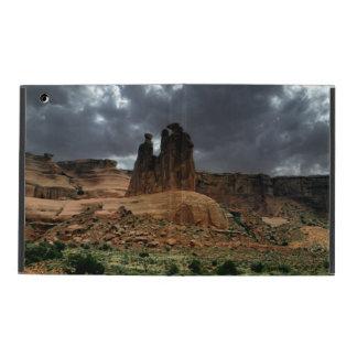 The Three Gossips Arches National Park iPad Folio Case