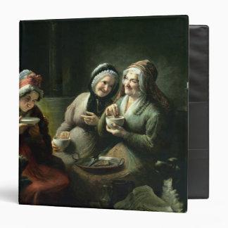 The Three Gossips Binder