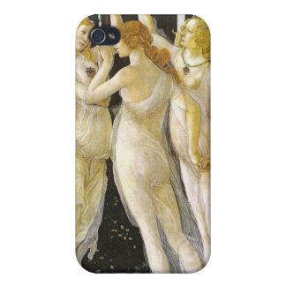 The Three Graces iPhone 4/4S Cases
