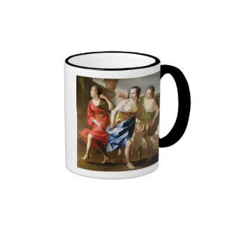 The Three Graces Ringer Mug