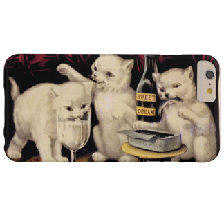 The Three Greedy Kitties At The Feast Ives Barely There iPhone 6 Plus Case