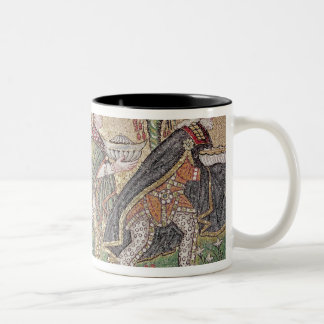 The Three Kings Two-Tone Coffee Mug