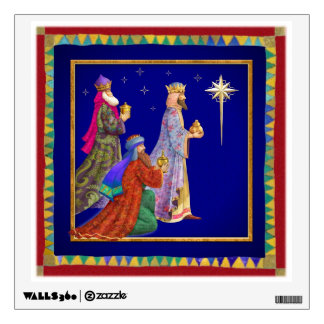 The Three Kings Wall Decal