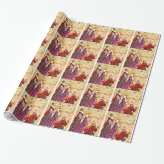 The Three kings Wrapping Paper