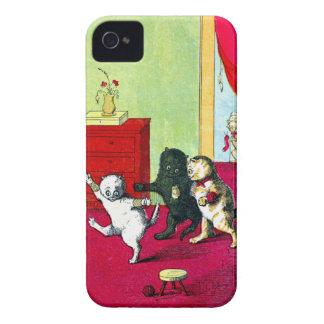 The Three Little Kittens Blackberry Bold Case
