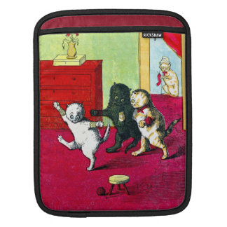 The Three Little Kittens Sleeve For iPads