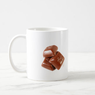 The three major food groups ceramic mug