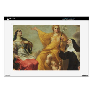 "The Three Marys, 1633 (oil on canvas) Skin For 15"" Laptop"