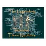 The Three Nephites Postcard