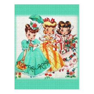 The Three of Us Postcard