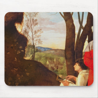 The Three Philosophers Mouse Pad