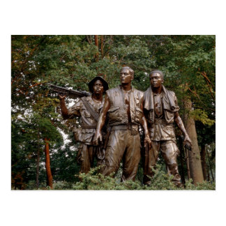 The Three Servicemen Postcard