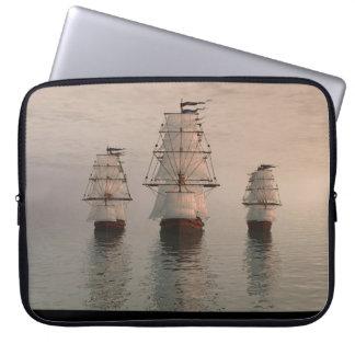 The Three Ships Laptop Bag Computer Sleeves
