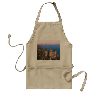 The Three Sisters, Blue Mountains, New South Wales Adult Apron