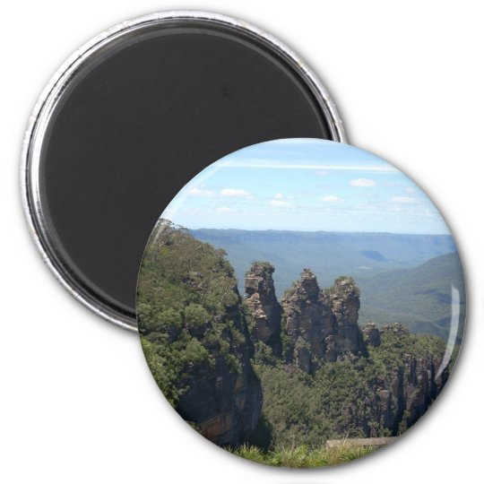 The Three Sisters Magnet