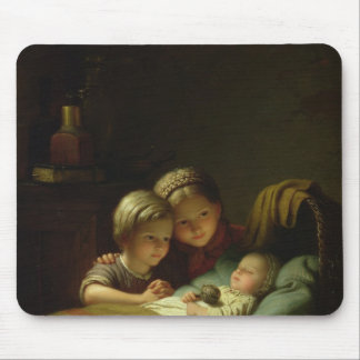 The Three Sisters Mouse Pad