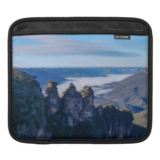 The Three Sisters, The Blue Mountains, Australia iPad Sleeves